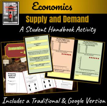 Economics: Supply and Demand Student Handbook