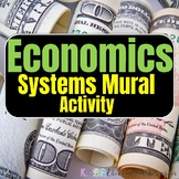 Economics Systems Mural Activity