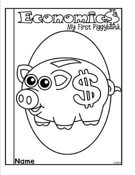 Economics Tab Booklet Grade 1