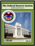 Economics, FEDERAL RESERVE, MONETARY POLICY, Money Supply, Economics