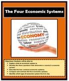 Economics: The Four Economic Systems
