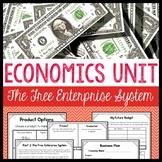 Economics Unit (3rd Grade Social Studies)