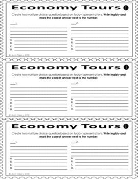 Economics Tour a Nation's Economy with Google Tours