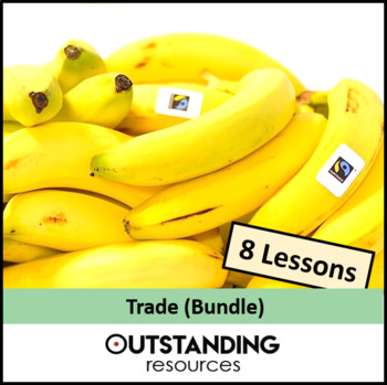 Economics: Trade and Economic Integration Bundle (8 Lessons)
