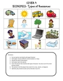 Economics Types of Resources & Goods and Services  Game