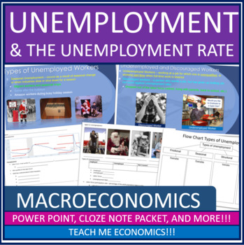 Economics - Unemployment and Inflation Power Point