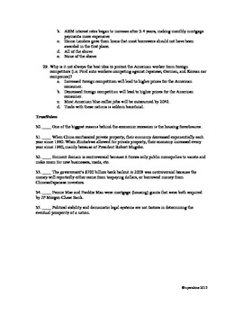 Economics unit 1 test answer key and study guide by nick erskine economics unit 1 test answer key and study guide fandeluxe Choice Image