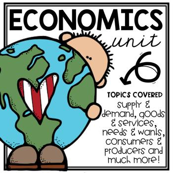 Economics Unit- New & Improved!