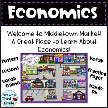Economics for Third Grade
