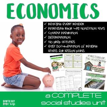 Economics Unit Bundle