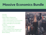 Economics Unit Bundle - Aligned to the Australian Curriculum