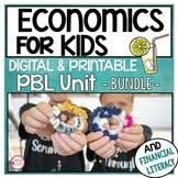 Economics Unit   Financial Literacy   Project Based Learni