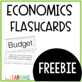 Economics Unit Flashcards