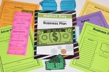 Economics Unit Goods and Services Business Plan