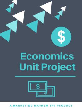 Economics Unit Project
