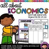 Economics Unit (SOL 2.7,2.8,2.9)