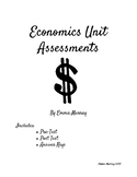 Economics Unit Tests