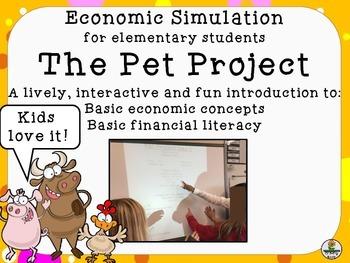Elementary Economics Unit