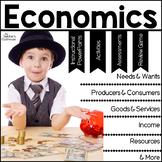 Economics Unit from Teacher's Clubhouse