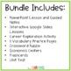 Economics Unit {lessons, study guide, centers, flashcards, handouts, assessment}