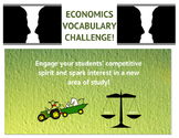 Economics Vocabulary Game