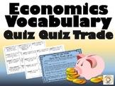 Economics Vocabulary Quiz Quiz Trade