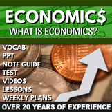Economics What is Economics?
