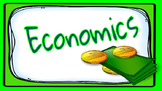 Economics Word SPLAT