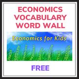 Economics Word Wall