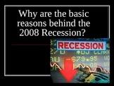 Economics and Business: United States 2008 Economic Recess
