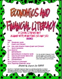 Economics and Financial Literacy 3.E.1, 3.E.2