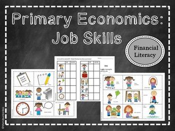 Economics and Financial Literacy Job Skills Center Activities