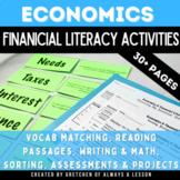 Economics and Financial Literacy Activities