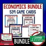 Economics and Free Enterprise GAME CARDS Economics Bundle,