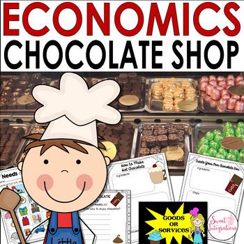 PROJECT BASED LEARNING ECONOMICS UNIT: CHOCOLATE SHOP- ELA