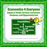 Economics for Everyone - Lesson 1