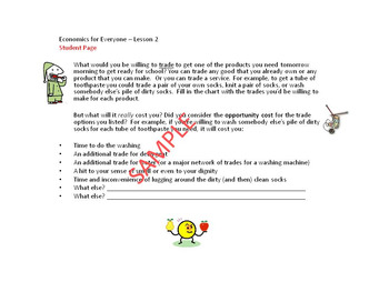Economics for Everyone - Lesson 2