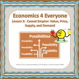 Economics for Everyone - Lesson 3