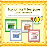 Economics for Everyone - SET A Lessons 1-4