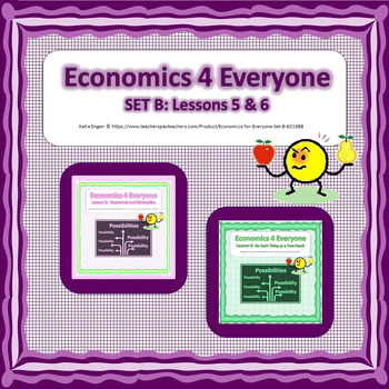 Economics for Everyone - Set B