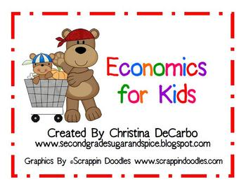 Economics Unit for Kids