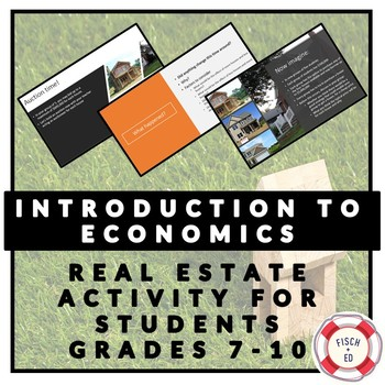 Economics introduction activity - Real Estate auction