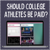 Sports Marketing: Should College Athletes Be Paid?