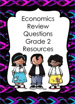 Economics task cards Social Studies Va SOL 2.7