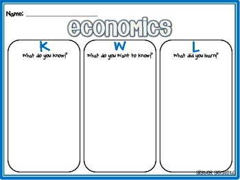 Economics the Easy Way
