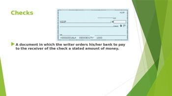 Economics:Forms of Payment