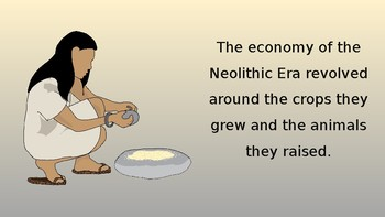 Economy During the Neolithic Revolution Pack