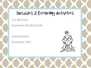 Types of Economies Study Guide and Test