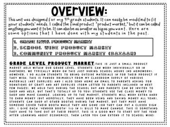 Economy and Entrepreneurship (for Upper Grades!)