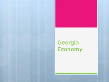 Economy of Georgia